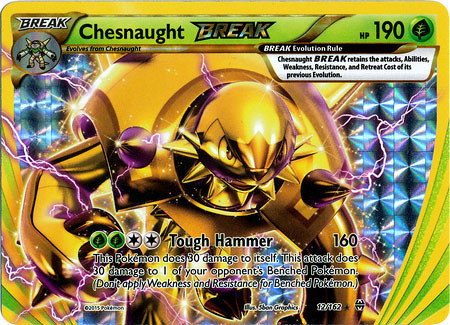 Pokemon X Y BREAKthrough Single
