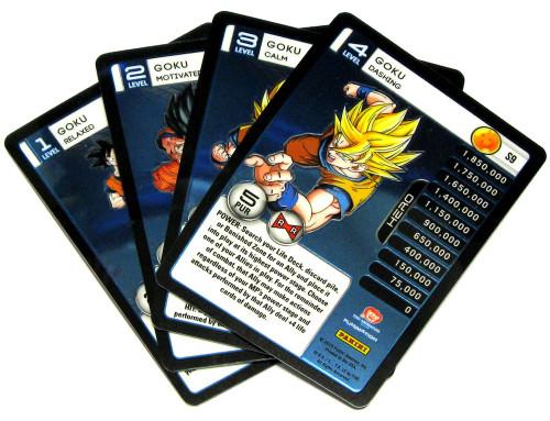 PANINI Dragon Ball Z Trading Card Game 2015 Evolution Sta...