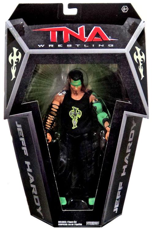 Tna Wrestling Impact Jeff Hardy Exclusive Action Figure