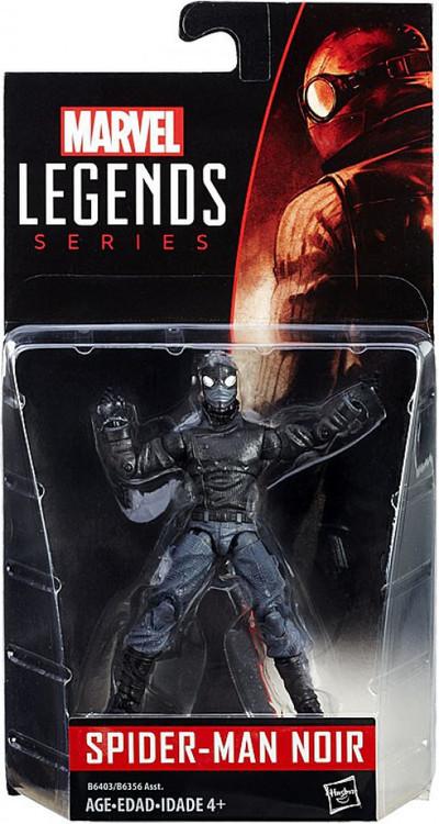 marvel marvel legends 2016 series 1 spider man noir action figure hasbro toys toywiz. Black Bedroom Furniture Sets. Home Design Ideas