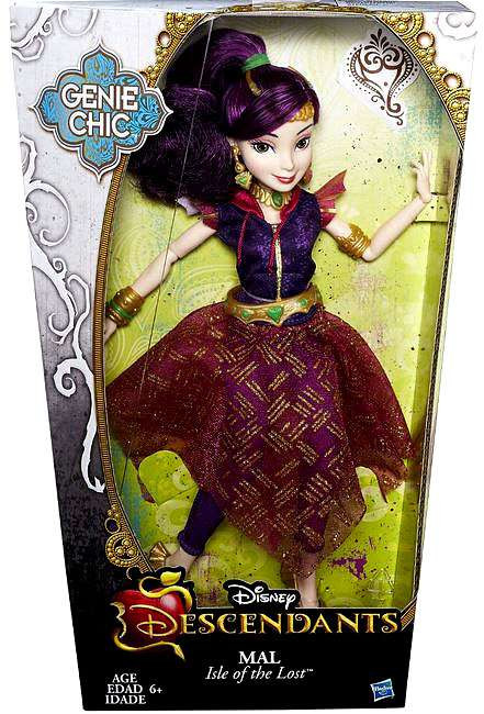 Hasbro Disney Descendants Genie Chic Mal 11-Inch Doll