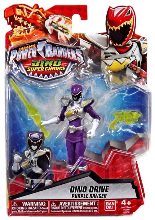 Bandai Power Rangers Dino Super Charge Dino Drive Purple ...