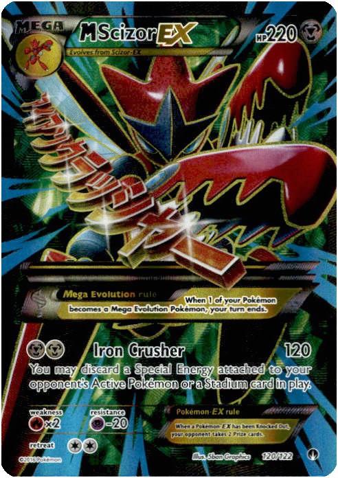 Mega charizard ex card secret rare