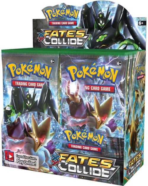 Pokemon XY Fates Collide Booster Box [36 Packs]