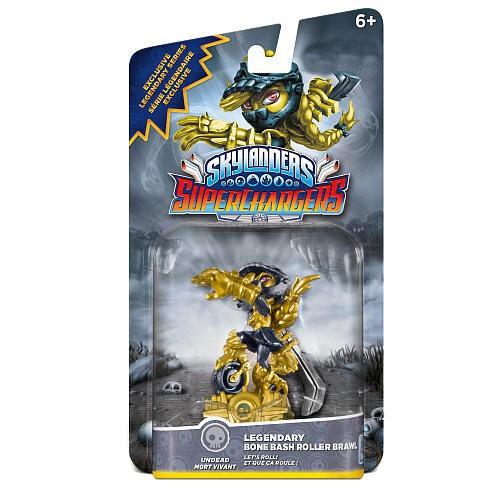 Activision Skylanders SuperChargers Legendary Bone Bash R...