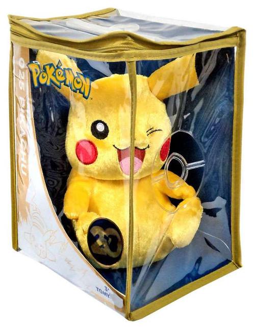 TOMY Pokemon 20th Anniversary Pikachu Exclusive 8-Inch Pl...