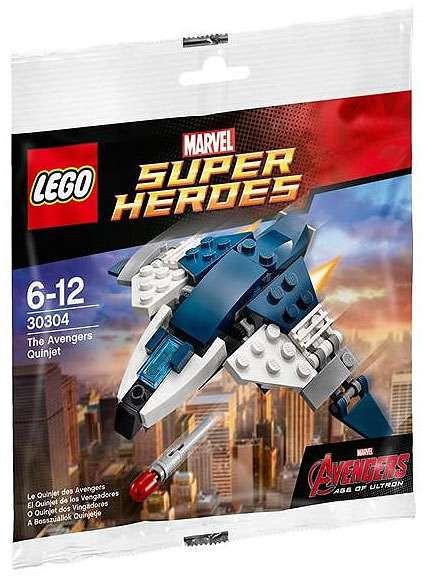 LEGO Marvel Avengers Age of Ultron The Avengers Quinjet ...