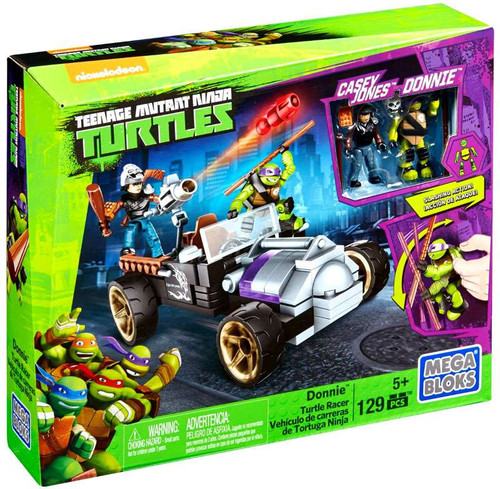 Mega Bloks Teenage Mutant Ninja Turtles Animation Donnie ...