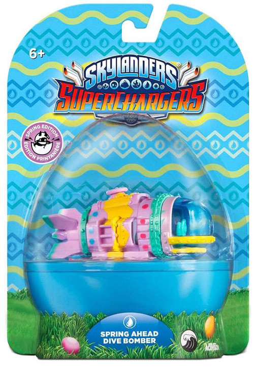 Activision Skylanders SuperChargers Spring Ahead Dive Bom...