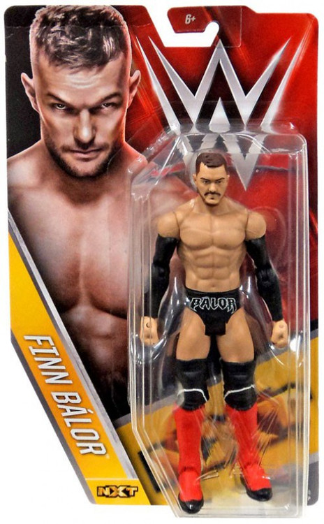 Mattel WWE Wrestling Series 61 Finn Balor Action Figure