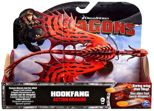 Spin Master How to Train Your Dragon Dragons Action Drago...