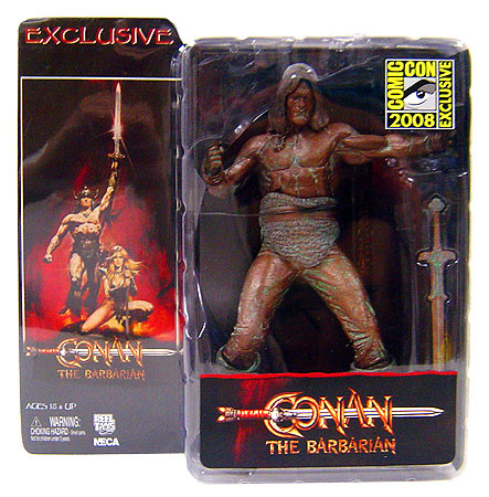 Neca Conan the Barbarian Conan Exclusive Action Figure [B...