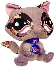 Hasbro Littlest Pet Shop Virtual Interactive Pet Raccoon ...