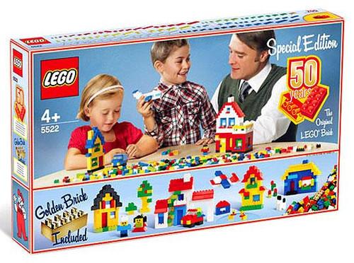 Lego Golden Anniversary Set #5522
