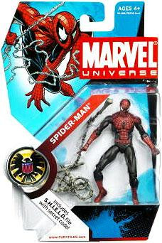 Hasbro Marvel Universe Series 5 Spider-Man Action Figure #32