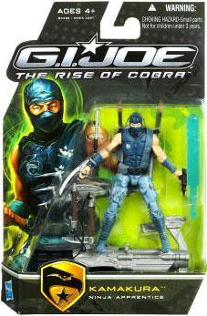 Hasbro GI Joe The Rise of Cobra Kamakura Action Figure