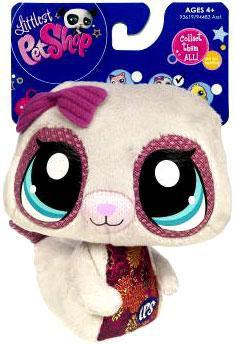 Hasbro Littlest Pet Shop Seal 5-Inch Plush