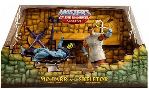 Mattel Masters of the Universe Classics Mo-Larr vs. Skele...