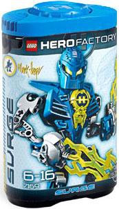 Lego Hero Factory Mark Surge Set #7169