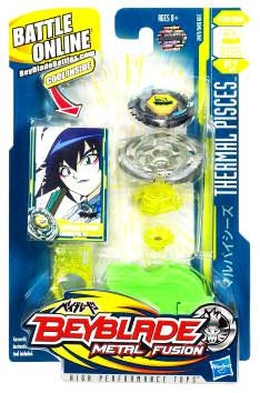 Hasbro Beyblade Metal Fusion Thermal Pisces Single Pack B...