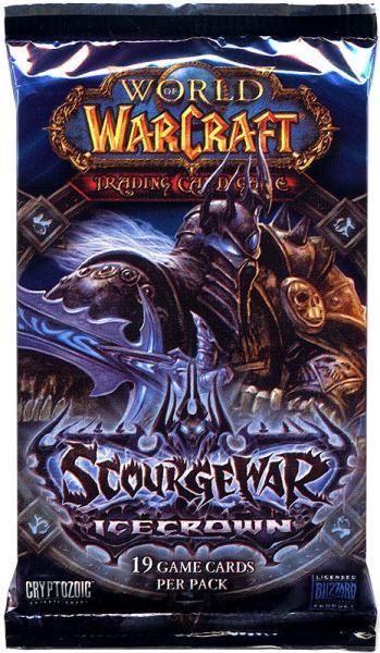 World of Warcraft Trading Card Game Scourgewar: Icecrown ...