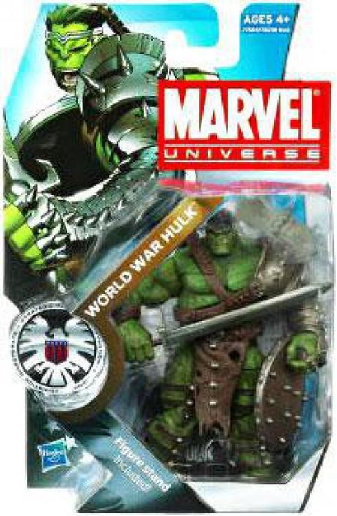 Hasbro Marvel Universe Series 12 World War Hulk Action Fi...