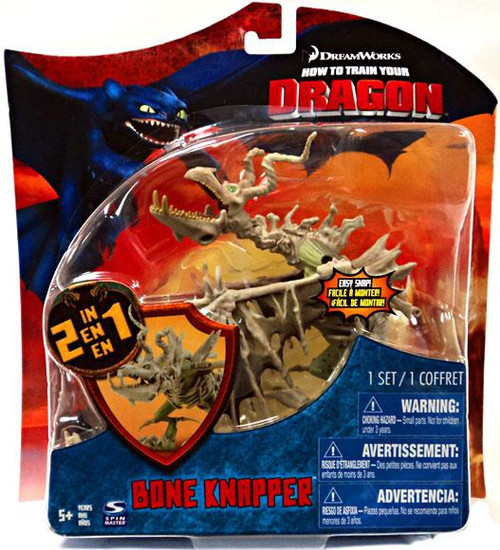 How to Train Your Dragon Series 3 Deluxe Bone Knapper 7 ...