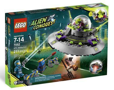 My Lego Alien Invasion MOC - YouTube |Lego Alien Invasion