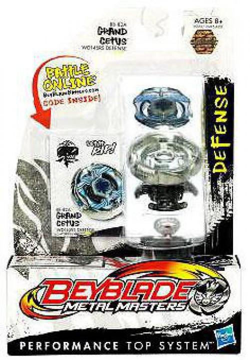 Hasbro Beyblade Metal Masters Grand Cetus Single Pack BB-82A