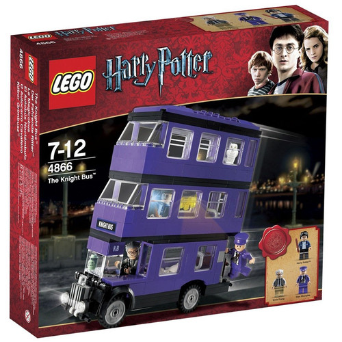 Lego Harry Potter Series 2 The Knight Bus Set #4866