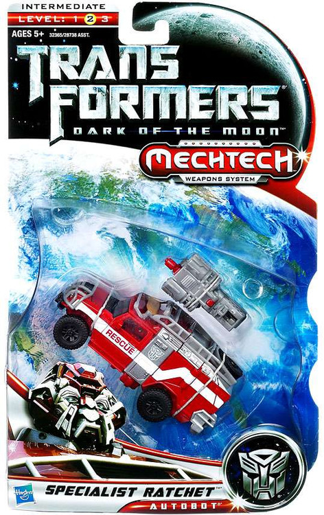 Hasbro Transformers Dark of the Moon Mechtech Specialist ...