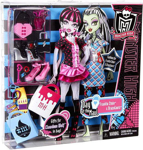 Mattel Monster High Dawn of the Dance Day at the Maul 10....