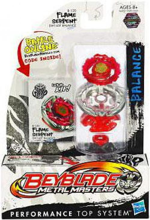 Hasbro Beyblade Metal Masters Flame Serpent B-120