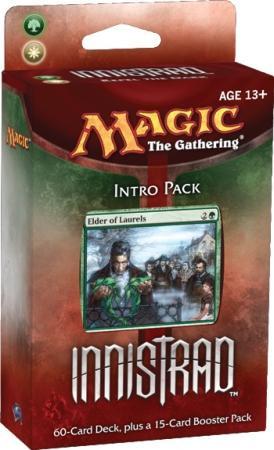 Wizards Of The Coast MtG Innistrad Repel the Dark Intro P...