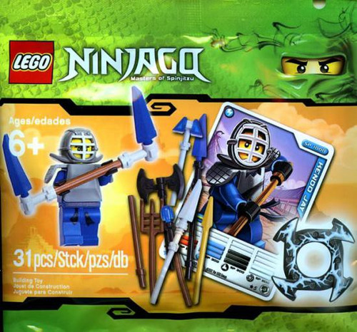 Lego Ninjago Kendo Jay Exclusive Mini Set #5000030 [Bagged]