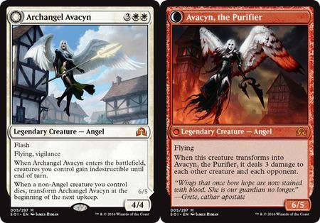 Wizards Of The Coast MtG Shadows Over Innistrad Mythic Ra...