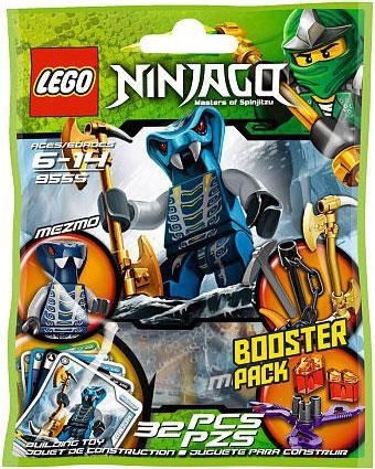 Lego Ninjago Spinjitzu Spinners Mini Set #9555 [Bagged]