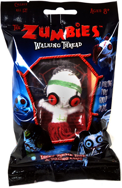 The Zumbies Walking Thread Lucky Zombie Doll Leilani Keyc...