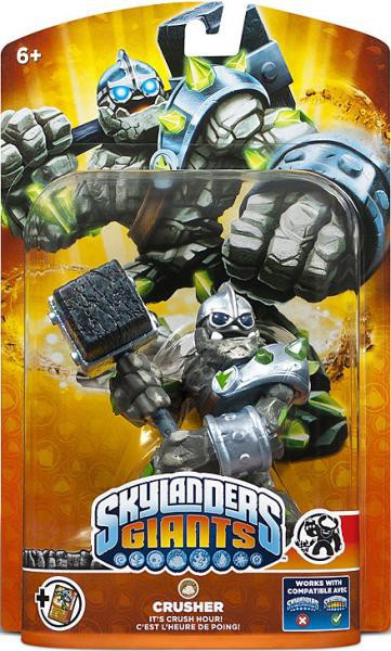 Activision Skylanders Giants Crusher Figure Pack