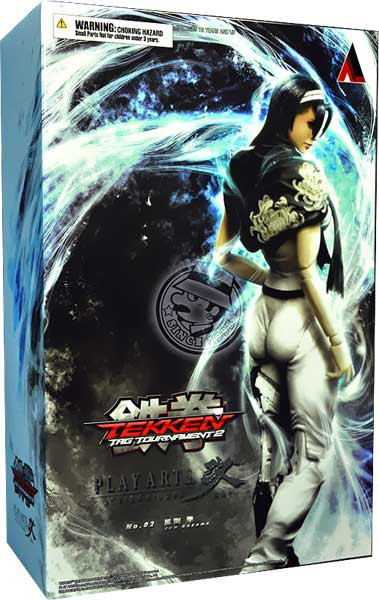 Square Enix Tekken Tag Tournament 2 Play Arts Kai Jun Kaz...