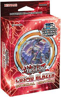 Konami YuGiOh Cosmo Blazer Special Edition Pack [Sealed]