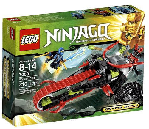 Lego Ninjago The Final Battle Warrior Bike Set #70501