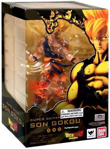 Bandai Dragon Ball Z Figuarts ZERO Super Saiyan Son Goku ...