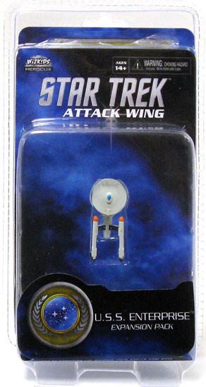 WizKids Star Trek Attack Wing Wave 0 Federation U.S.S. En...