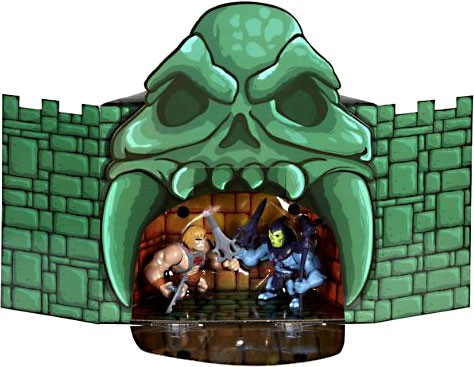 Mattel Masters of the Universe Classics He-Man & Skeletor...