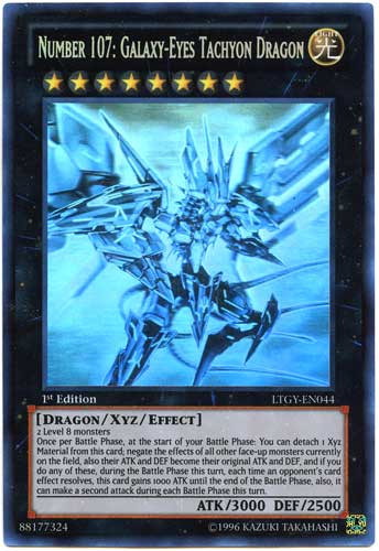 Phone Number To Ups >> YuGiOh Zexal Lord of the Tachyon Galaxy Single Card Ghost Rare Number 107 Galaxy-Eyes Tachyon ...