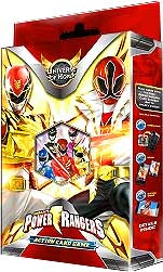 Bandai Power Rangers Action Card Game Universe of Hope Th...