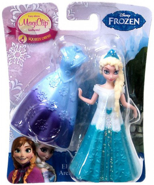 Mattel Disney Frozen Elsa of Arendelle 3.75-Inch Figure