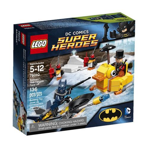 Lego DC Universe Super Heroes Batman: The Penguin Face Of...