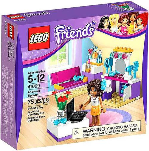 Lego Friends Andrea's Bedroom Set #41009